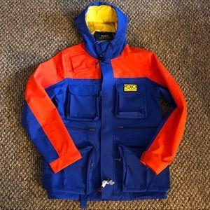 Men's Ralph Lauren Polo Hi Tech Anorak Jacket